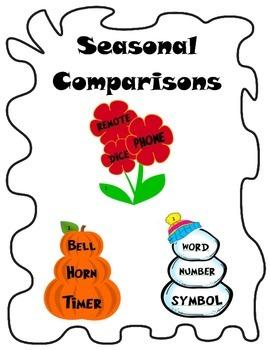 Seasonal Comparisons