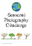 Seasonal Photography Challenge