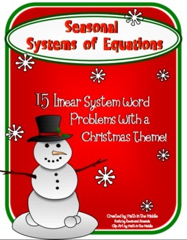 Seasonal Systems of Equations
