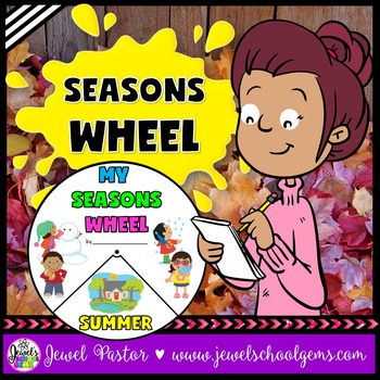 Four Seasons Craft Activities