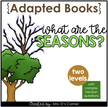 Seasons Adapted Books ( Level 1 and Level 2 )