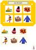 Seasons Bingo Matching Game Montessori Inspired