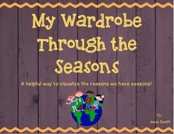 Seasons Book (A helpful way to visualize the reasons we ha