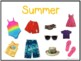 Seasonal Clothing Posters