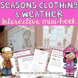 Seasons, Clothing, and Weather {Posters, Sorts, and a Mini Book}
