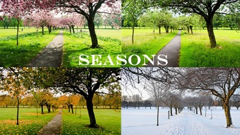 Seasons (NGSS - Middle School)