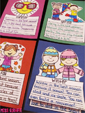 Seasons Writing Craft Activities NO PREP