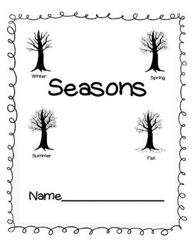 Seasons - Non-Fiction Writing