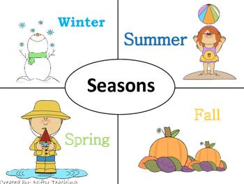Seasons Puzzles