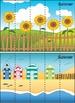 Seasons Strip Puzzles