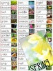 Seasons Vocabulary Resources Bundle (Fall, Winter, Spring,