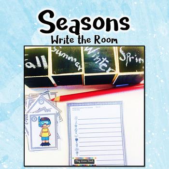 Seasons Write the Room