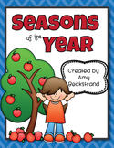 Seasons of the Year Activities Unit
