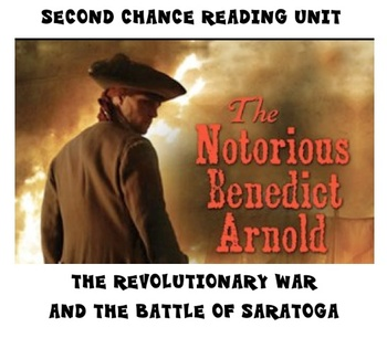 Second Chance Reading - Benedict Arnold and the Battle of