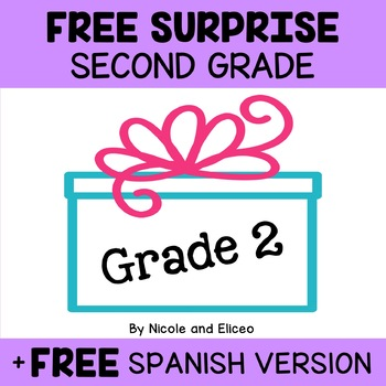 Free Second Grade Resources