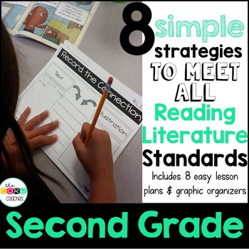 Second Grade: 8 Simple Reading Literature Strategies to Me