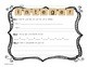 Second Grade Add It Up-CCS Math Vocabulary Activity