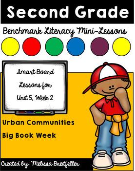 Second Grade Benchmark Literacy Unit 5 Week 2