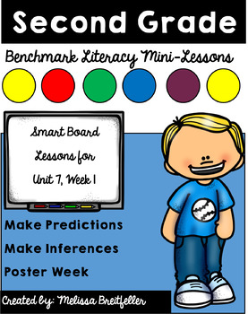 Second Grade Benchmark Literacy Unit 7 Week 1