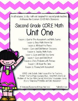 Second Grade CORE Math Unit 1