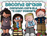 "Second Grade Common Core ELA ""I Can"" Posters {Cute Kiddos"