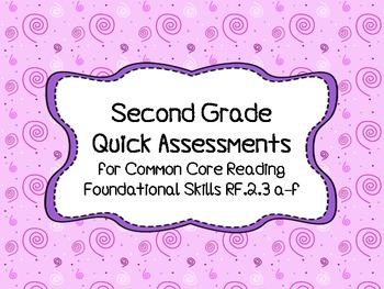 Second Grade Common Core Reading Skills