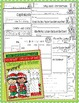 Second Grade December / Christmas Common Core No Prep Packet