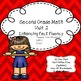 Second Grade Fact Fluency Bundle (Unit 1 and Interactive N