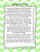 Second Grade Fluency and Comprehension Passages FREEBIE DORF
