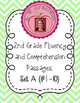 Second Grade Fluency and Comprehension Passages Set A (Pas