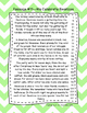 Second Grade Fluency and Comprehension Passages Set B (Pas
