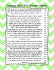 Second Grade Fluency and Comprehension Passages Set C (Pas