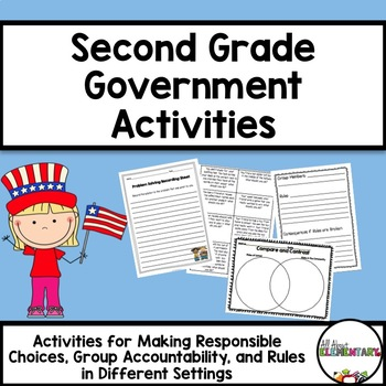 Second Grade Government Lessons