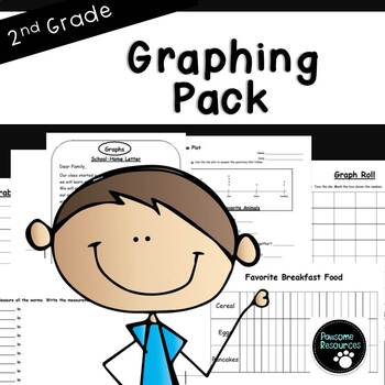 Second Grade Graphing Resource Pack