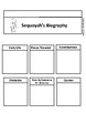 Second  Grade Historical Figures Interactive Notebook Page