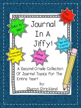 Second Grade Journal Writing Prompts