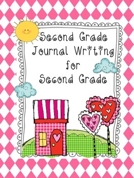 Second Grade Journal Writing for February