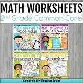 Second Grade Math Printables