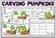 Second Grade Math Centers October