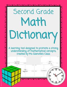 Second Grade Math Dictionary