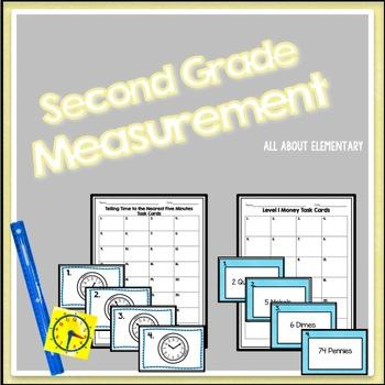 Second Grade Measurement {CCSS}