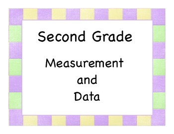 Second Grade Measurement and Data