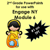2nd Second Grade Module 6 Engage (New York) Common Core  P