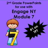 2nd Second Grade Module 7 Engage (New York) Common Core Po