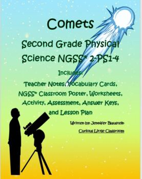 Second Grade Physical Science -Comets