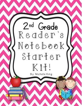 Second Grade Reader's Notebook Starter Kit