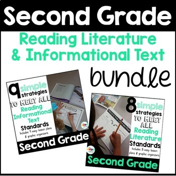 Second Grade: Reading Literature and Informational Text St