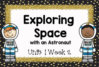 Second Grade Reading Street - Exploring Space with an Astr