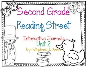 Second Grade Reading Street Interactive Journal Unit 2