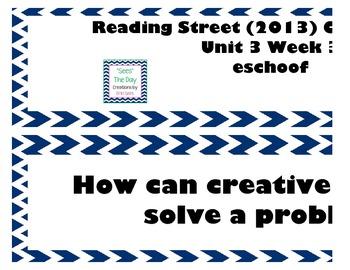 Second Grade Reading Street Unit 3 Week 3 Concept Map